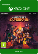 Minecraft Dungeons Xbox One Download