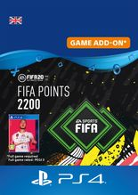 fifa 20 2200 points ps4
