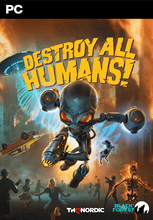 Image of Destroy All Humans! PC Download