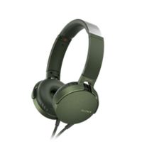 MDR-XB550AP Over Ear Headphones