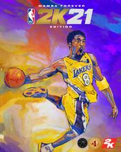 Image of NBA 2K21 Mamba Forever Edition