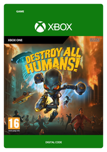 Destroy All Humans Xbox One Download