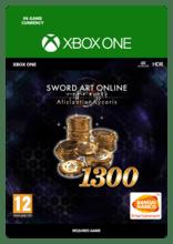 SWORD ART ONLINE Alicization Lycoris 1300 SAO Coin