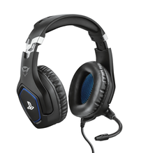 Image of GXT 488 Forze PS4 3.5mm Headset Black