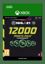 NHL 21: 12000 Points