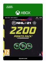 NHL 21: 2200 Points