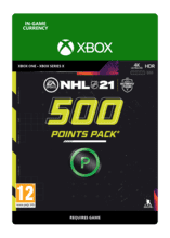NHL 21: 500 Points