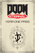 Image of DOOM Eternal Year One Pass PC Download