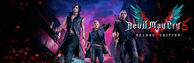Image of Devil May Cry 5 Deluxe Edition PC Download