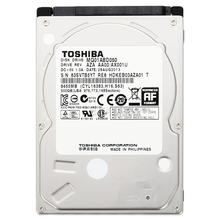 Image of TOSHIBA 500GB 2.5 SATA HARD DRIVE