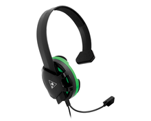 Image of Recon Chat Xbox1 Black and Green Headset