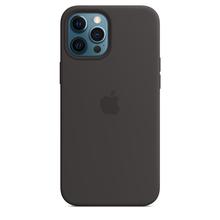 IPHONE 12 PRO MAX SIL CASE BLACK