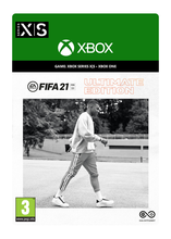Image of FIFA 21 Ultimate Edition Xbox Download