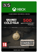 Image of Call of Duty: Black Ops Cold War - 500