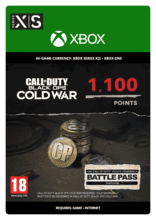 Image of Call of Duty: Black Ops Cold War - 1,100