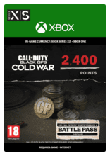 Image of Call of Duty: Black Ops Cold War - 2,400