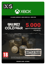 Image of Call of Duty: Black Ops Cold War - 5,000