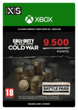 Image of Call of Duty: Black Ops Cold War - 9,500
