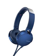 Image of MDR-XB550AP Over Ear Headphones