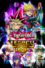 Image of Yu-Gi-Oh! Legacy of the Duelist : Link Evolution