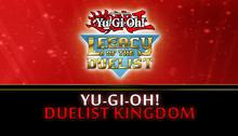 Image of Yu-Gi-Oh! Duelist Kingdom PC Download