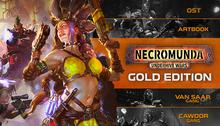 Image of Necromunda: Underhive Wars - Gold Edition