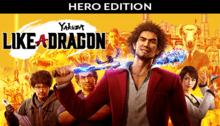 Image of Yakuza: Like a Dragon Hero Edition