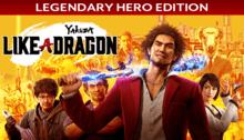 Image of Yakuza: Like a Dragon Legendary Hero Edition