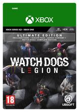 Image of Watch Dogs Legion Ultimate Edition