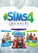 Image of The Sims 4 Bundle - Get Together, Spa Day