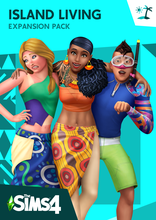 Image of The Sims 4 Island Living PC Download