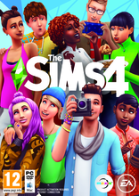 Image of The Sims 4 PC Download (UK)