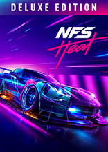 Image of NEED FOR SPEED HEAT - DELUXE EDITION PC