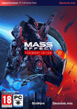 Image of Mass Effect Legendary Edition PC Download