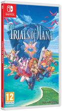 Trials of Mana inc Rabite Adornment DLC Packshot