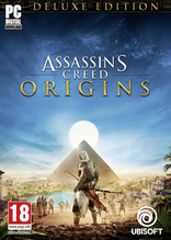 Image of Assassin's Cree Origins - Deluxe Edition PC