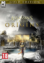 Image of Assassin's Creed Origins - Gold Edition PC