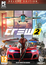 Image of The Crew 2 Deluxe Edition PC Download