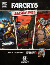 Image of Far Cry 5 Season Pass PC Download