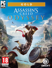 Image of Assassin's Creed Odyssey - Gold Edition PC