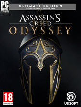 Image of Assassin's Creed Odyssey - Ultimate Edition PC
