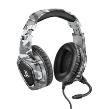 Image of GXT 488 Forze PS4 3.5mm Headset Grey