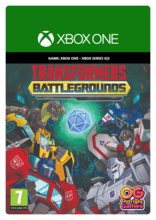 Image of TRANSFORMERS: Battlegrounds Xbox Download