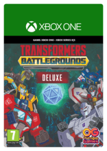 Image of TRANSFORMERS: Battlegrounds Digital Deluxe Edition