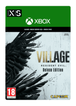 Image of Resident Evil Village Deluxe Edition Xbox Download