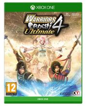 Warriors Orochi 4 Ultimate Packshot