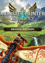 Image of Monster Hunter Stories 2: Wings of Ruin Deluxe