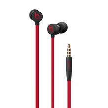 Image of ^URBEATS3 EARPHONES BLACK/RED(3.5MM)