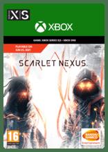 Image of Scarlet Nexus Xbox Download - released 25th June