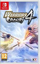 Image of Warriors Orochi 4